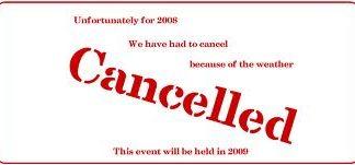 canceled gre scores