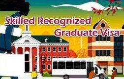 Skilled - Recognised Graduate visa (476)