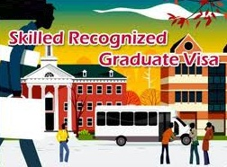 Skilled - Recognised Graduate visa (476)