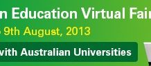 Australia's top institutions fair 2013