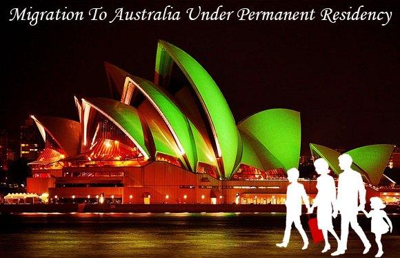 Australia permanent resident policies