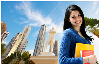 Want to Study in Singapore