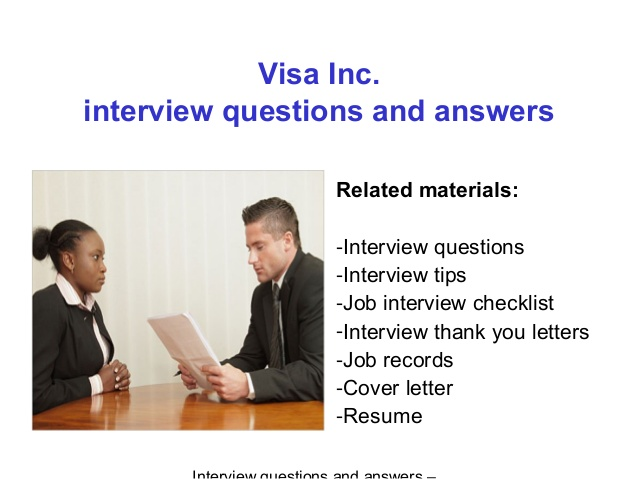 Visa Interview Questions