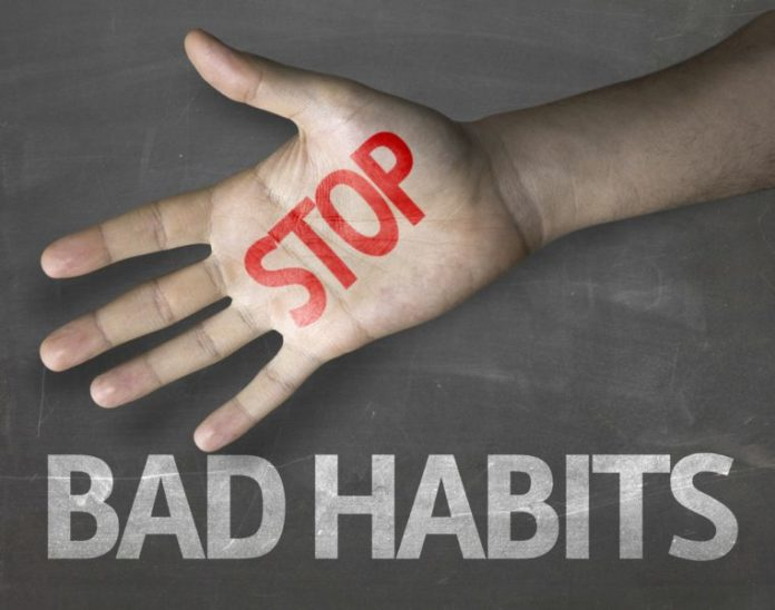 Bad habits adopted by students while studying Abroad