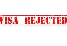 My Visa Is rejected