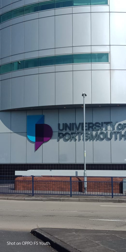 Life at University of Portsmouth UK Campus
