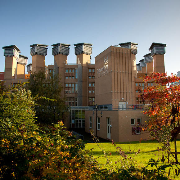 Coventry University - Are You In