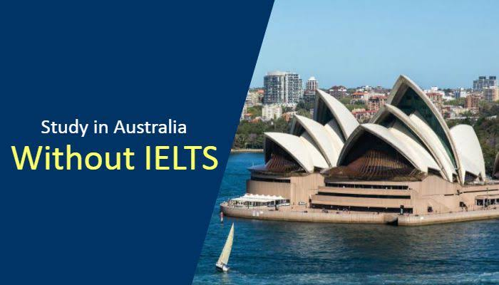 Australia universities where you can apply without IELTS