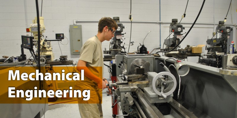 Mechanical Engineering Course Abroad USA