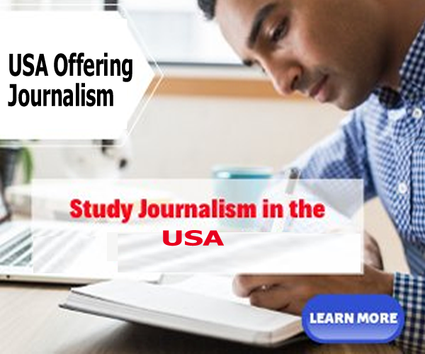 Journalism Course In USA